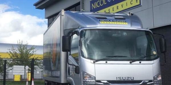 An update from Nicol Hughes Foodservice